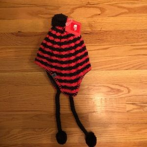 The North Face Womens Fuzzy Earflap Beanie